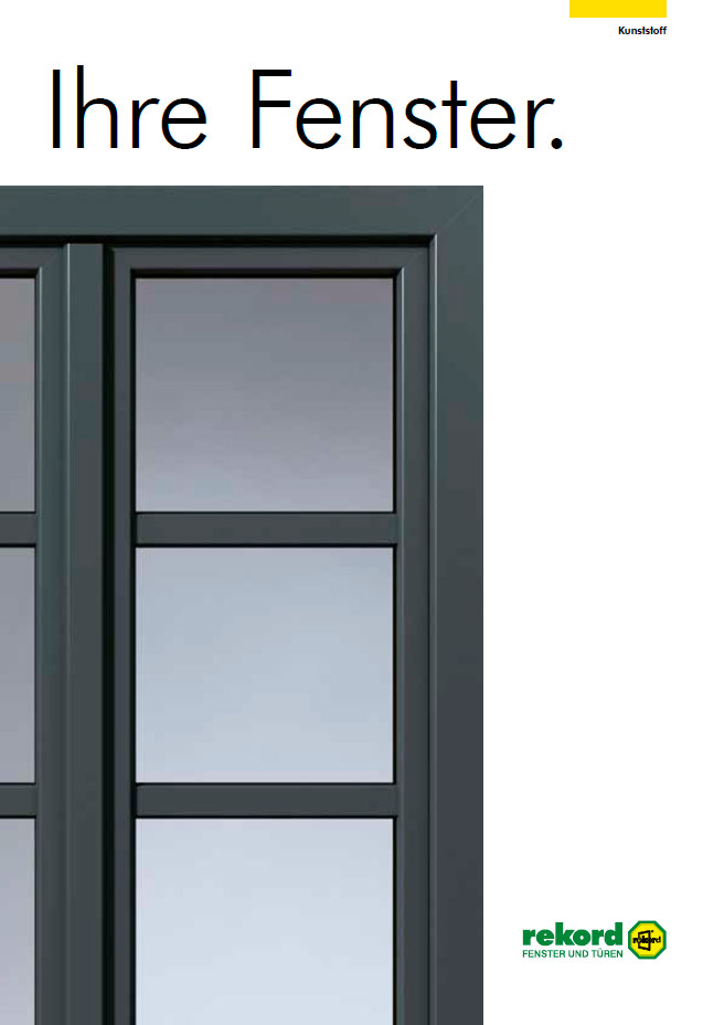 (c) rekord | Kunststoff-Fenster